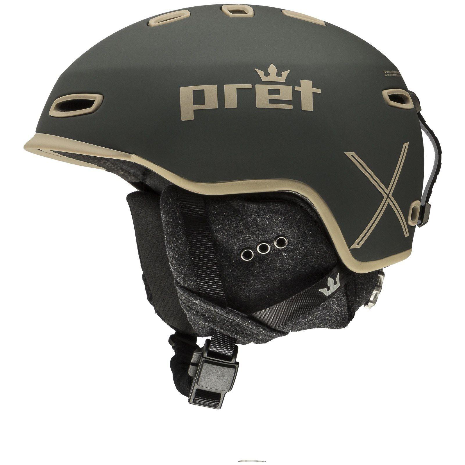 Ski Helmet Sale >> Men S Pret Cynic X Helmet