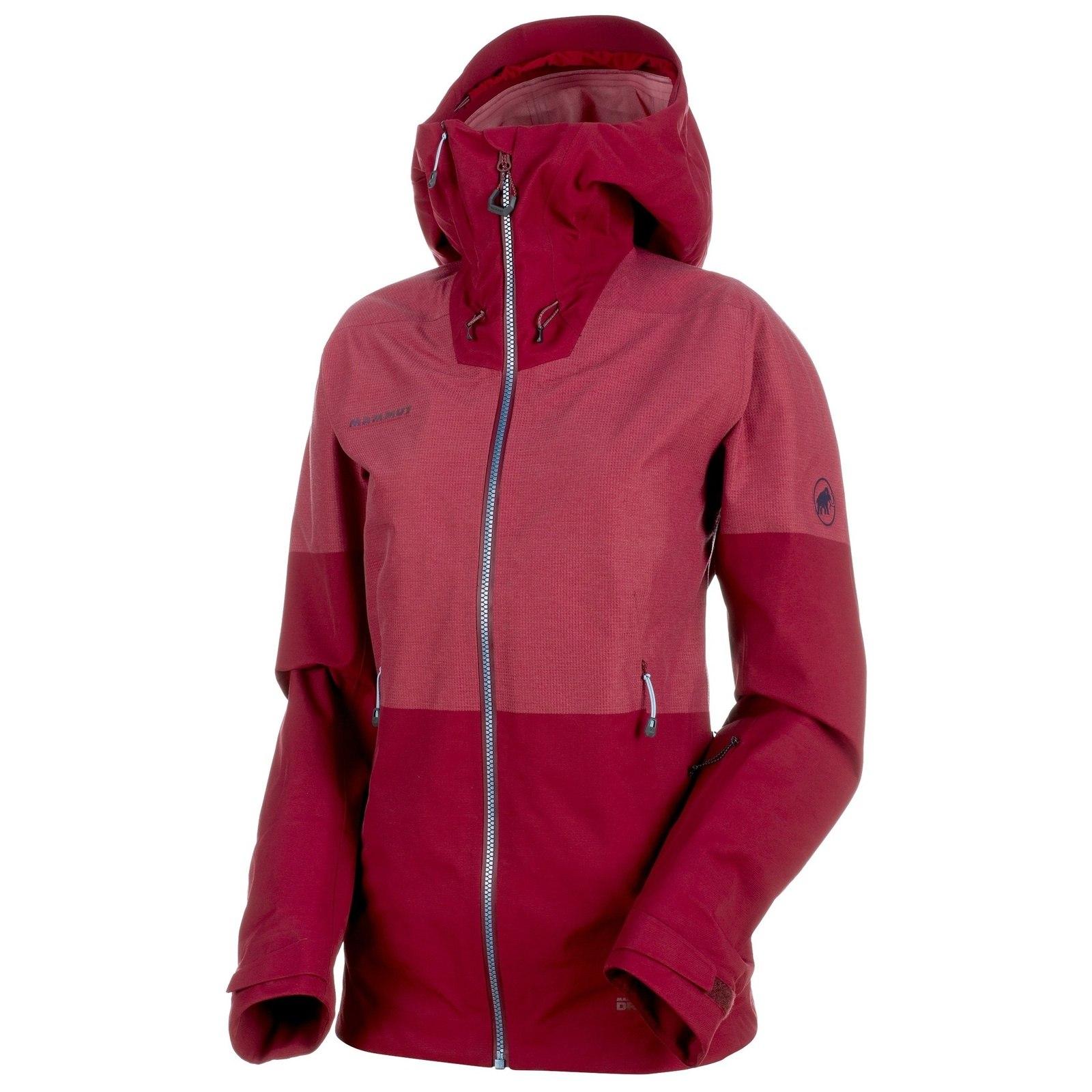 the best attitude 282e5 e4148 Women's Mammut Alvier Armor HS Hooded Ski Jacket
