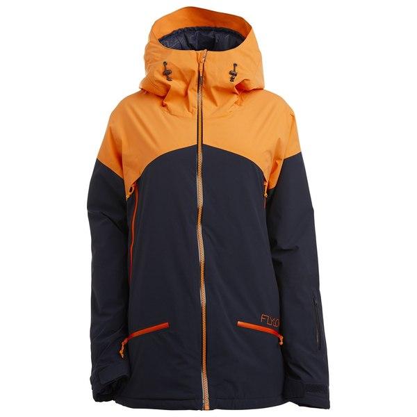 Papaya/Navy