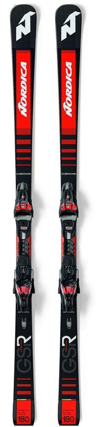 Nordica Dobermann GSR RB FDT Racecarver Skiset 19//20