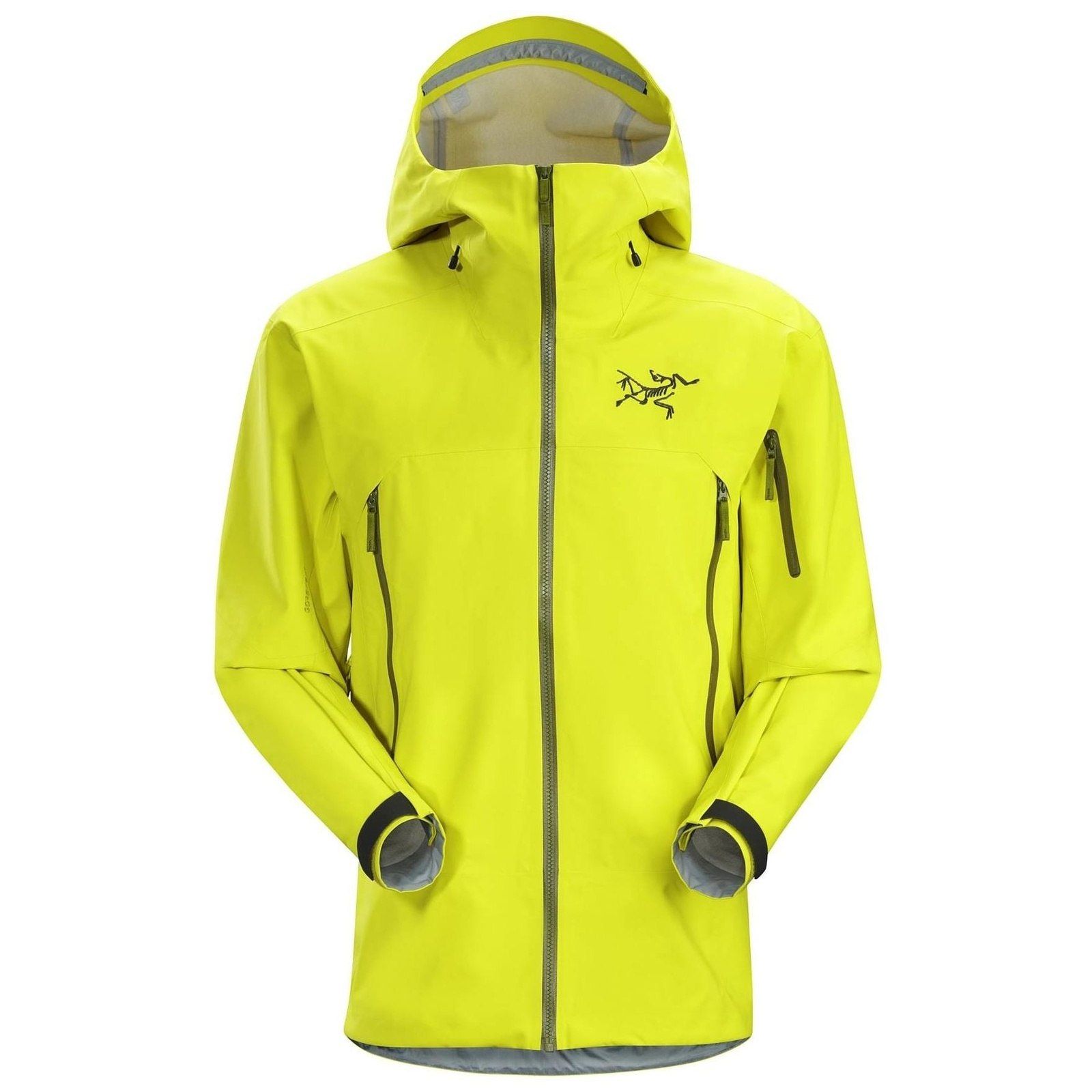 6fd1876960 Arc'teryx Men's Sabre Ski Jacket on Sale | Powder7.com