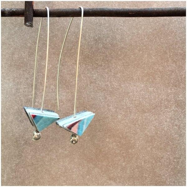 Nickel-Free Silver Ear Wire