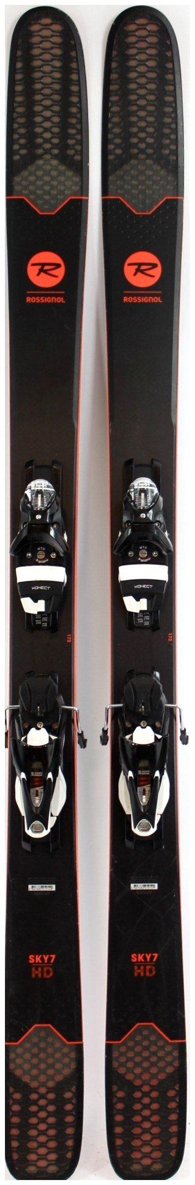 Ski Rossignol Sky 7 HD Konect Gelegenheit Befestigungen