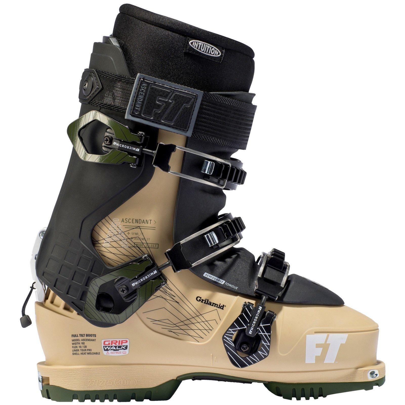 Full Tilt Men's Ascendant Ski Boots on