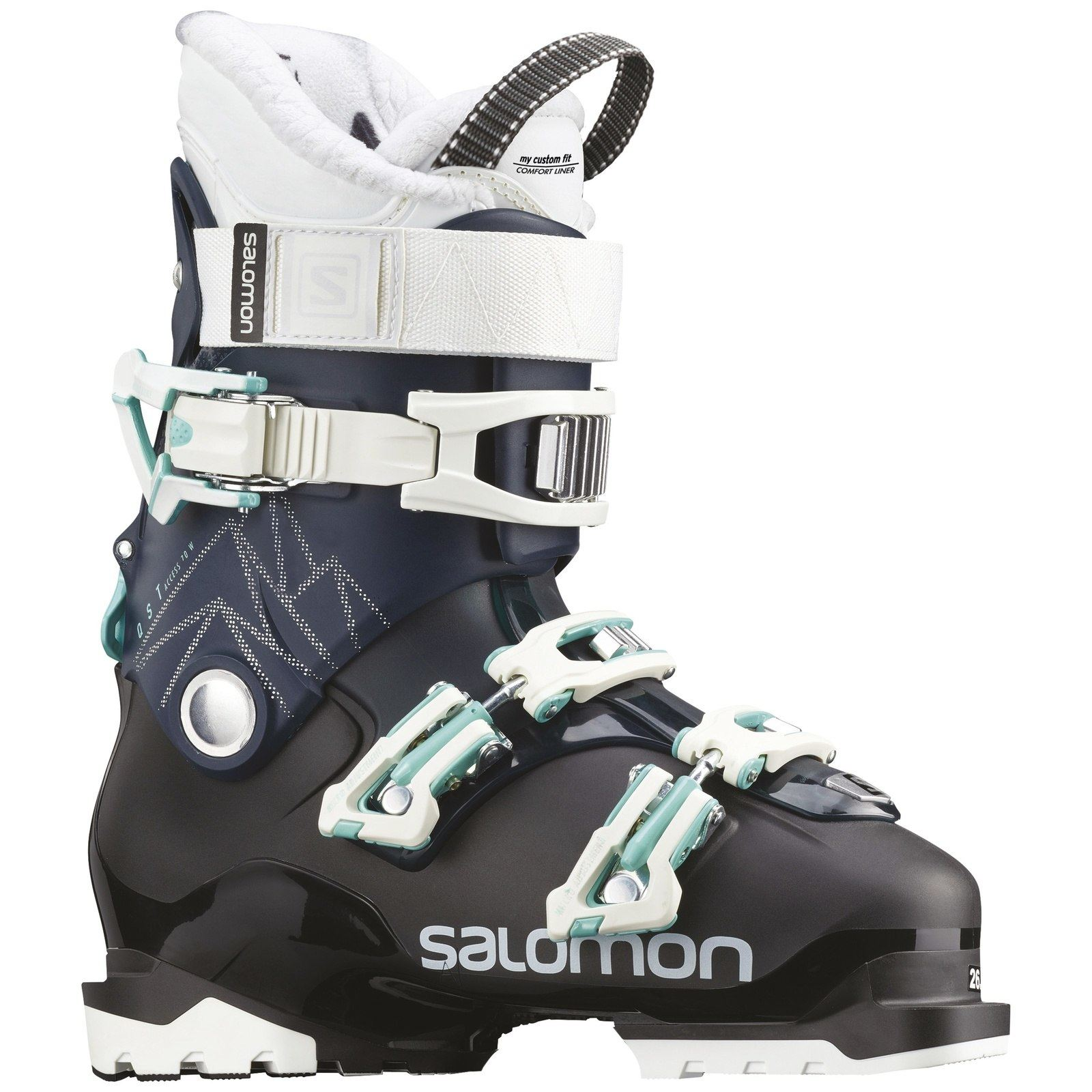 Salomon Women's QST Access 70 W Ski Boots on Sale |