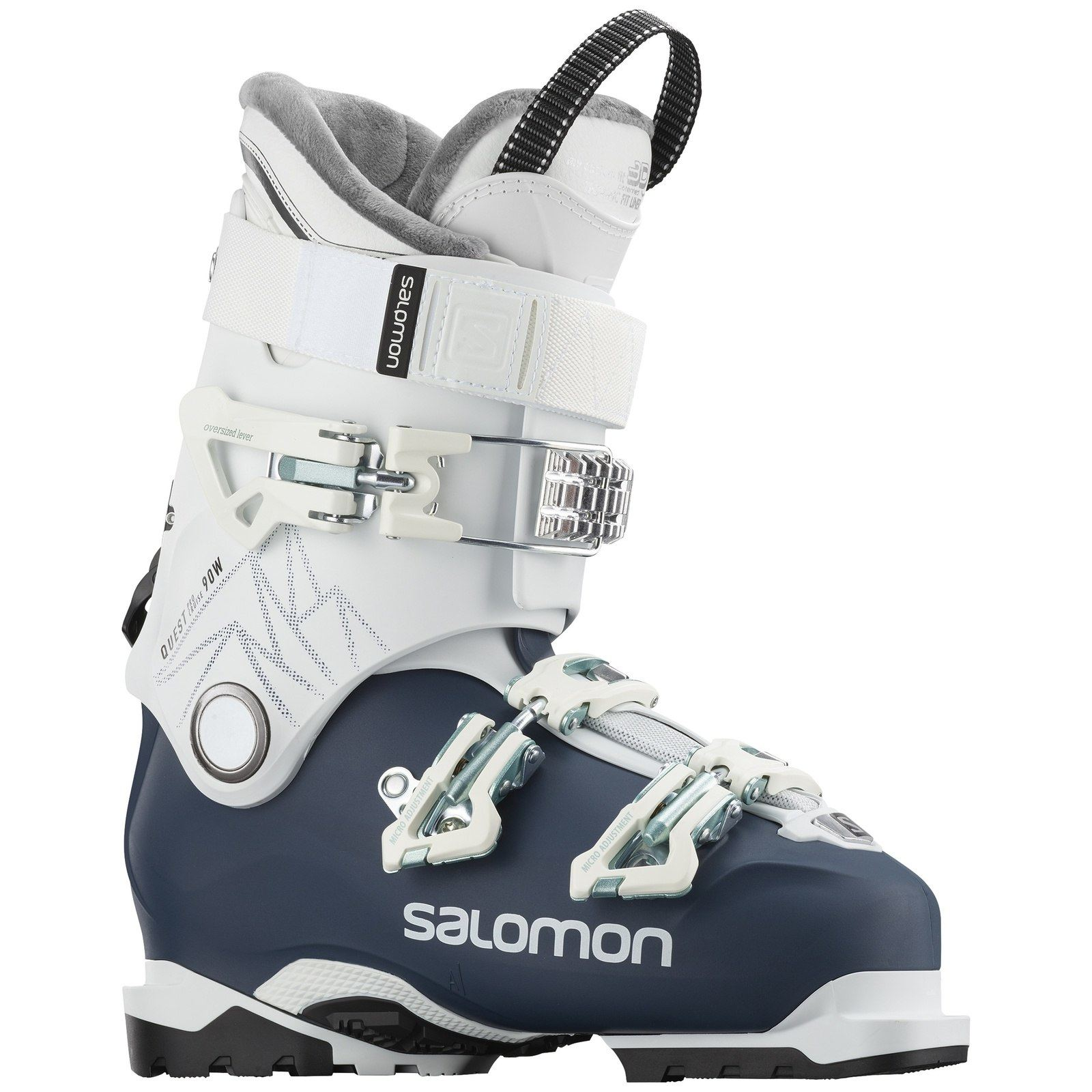 Women's Salomon Quest Pro 90 W Cruise Ski Boots