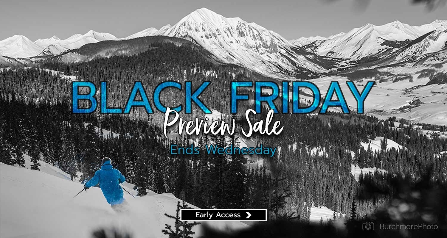 Early Access: Black Friday Preview Sale