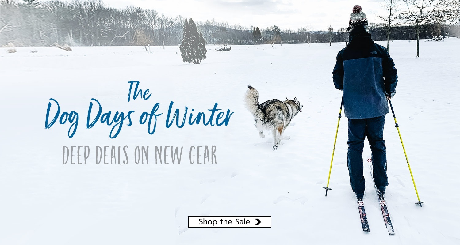 Shop the Dog Days Sale