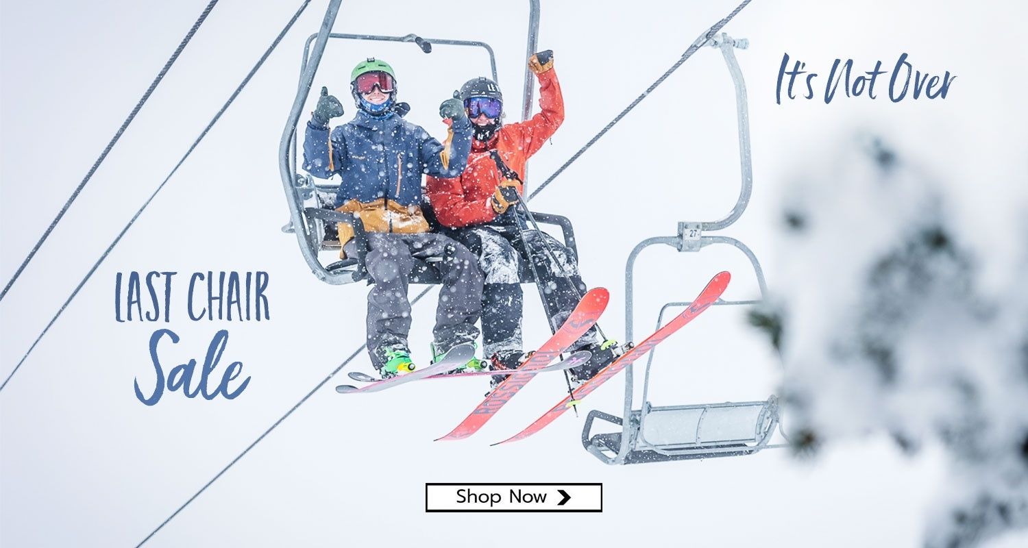 Last Chair Sale