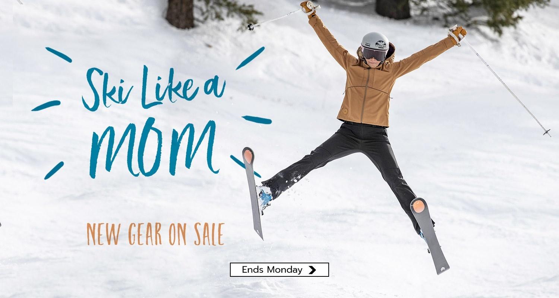 Ski Like a Mom Sale