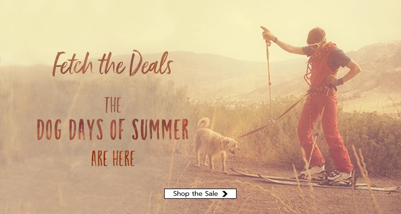 The Dog Days Sale