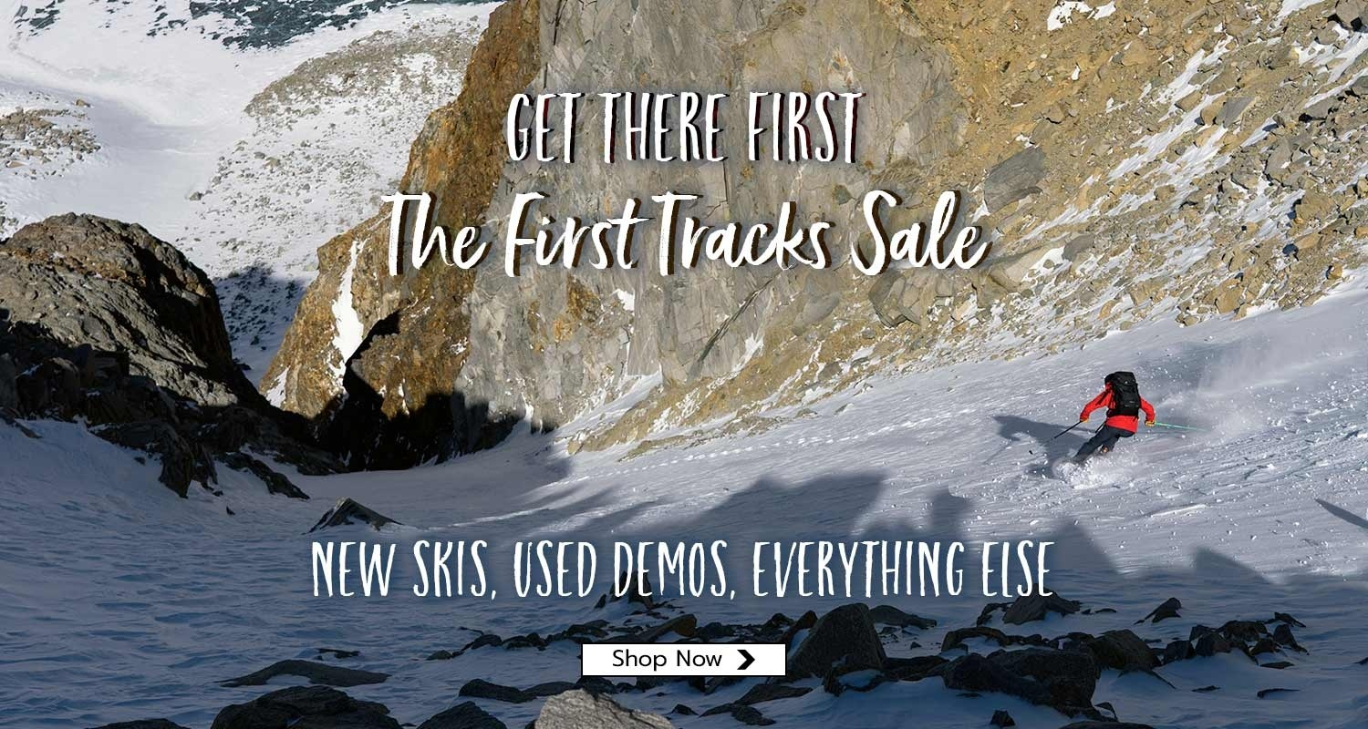 The First Tracks Sale