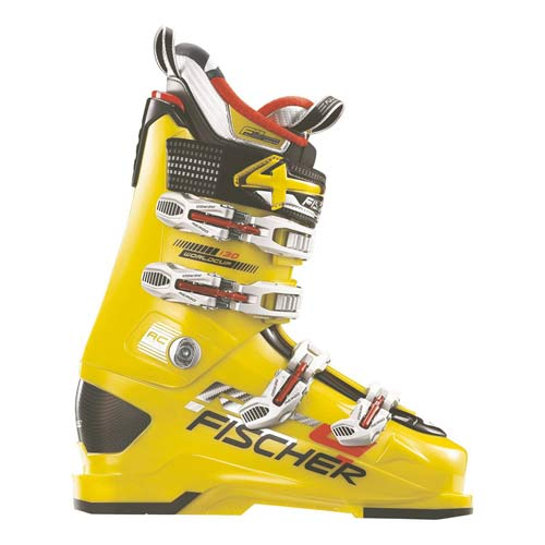 Fischer Men's Soma RC4 World Cup 130 Ski Boots On Sale