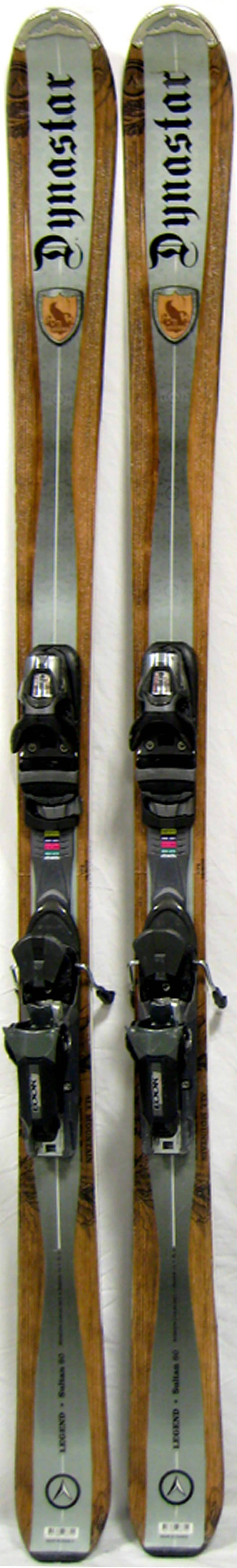 Topsheets of 2011 Dynastar Sultan 80 Skis For Sale