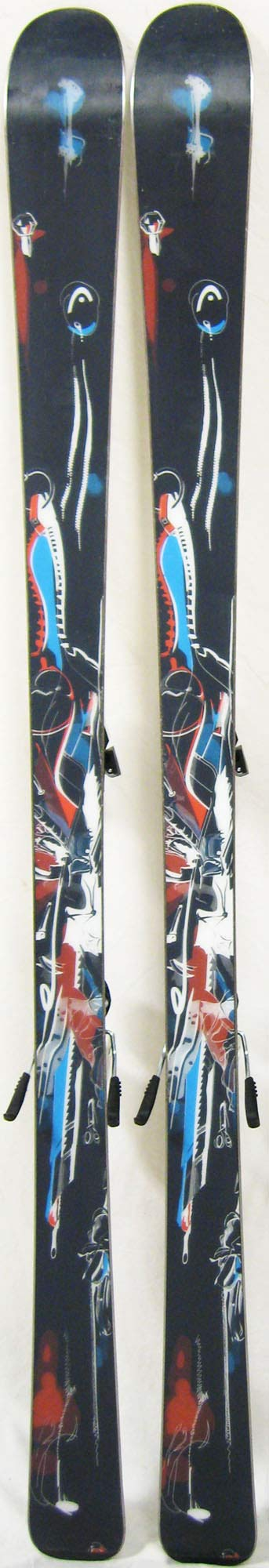Bases of 2012 Head Mya No. 2 LR Skis For Sale