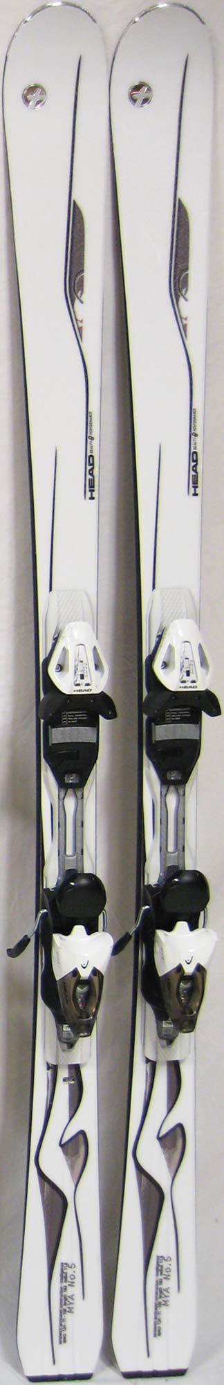 Topsheets of 2012 Head Mya No. 5 PR Skis For Sale