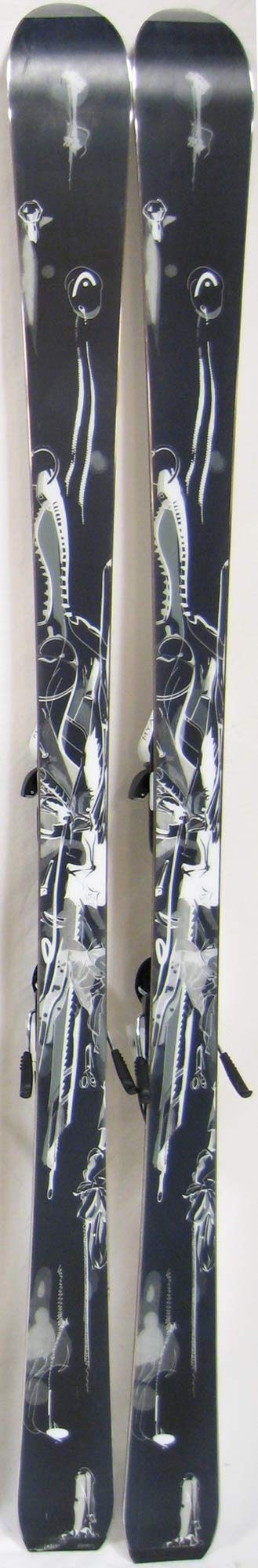 Bases of 2012 Head Mya No. 5 PR Skis For Sale
