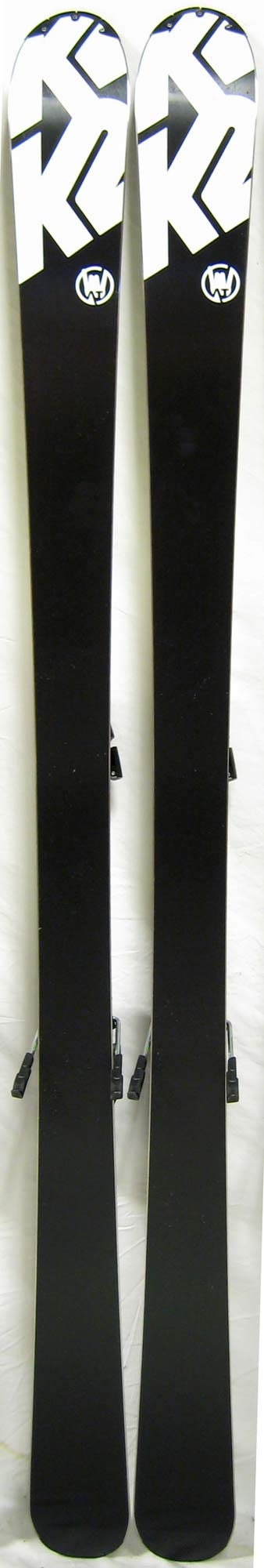 Bases of 2011 K2 Amp Photon Skis For Sale
