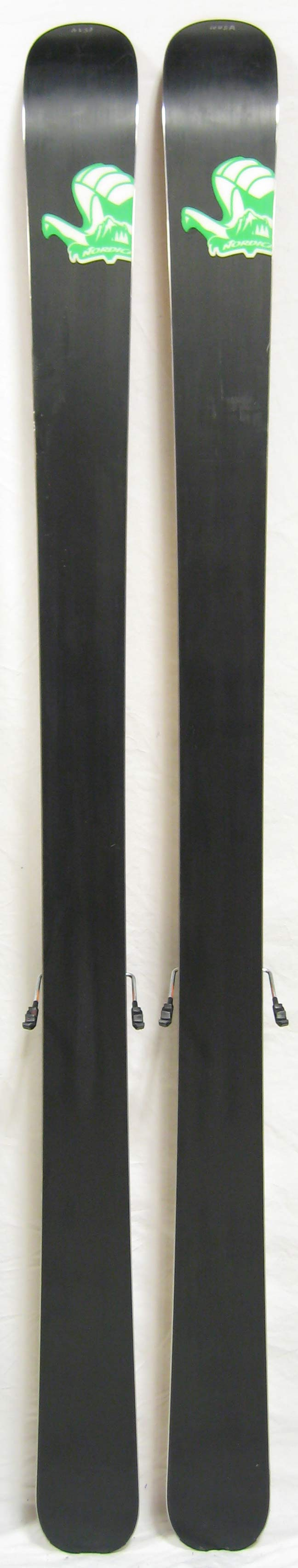 Bases of 2012 Nordica Hell and Back Skis For Sale