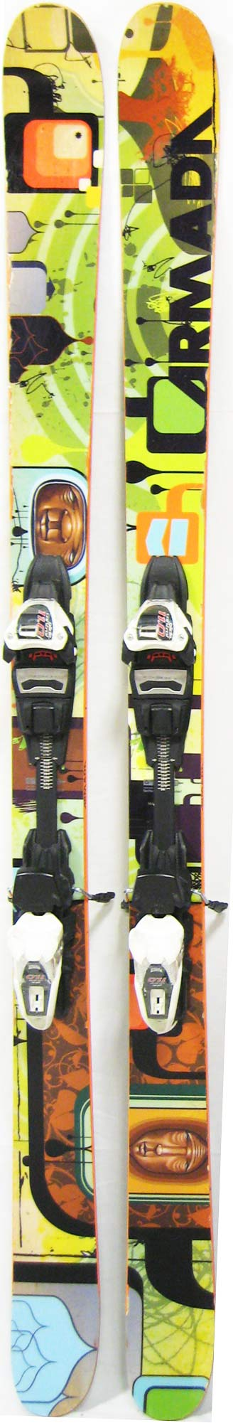 Topsheets of 2012 Armada ARV Skis For Sale