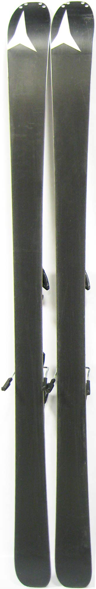 Bases of 2012 Atomic Nomad Blackeye Ti Skis For Sale