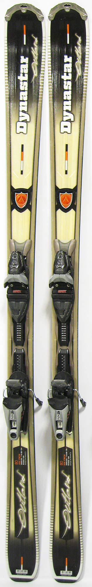 Topsheets of 2012 Dynastar Outland 80 Skis For Sale