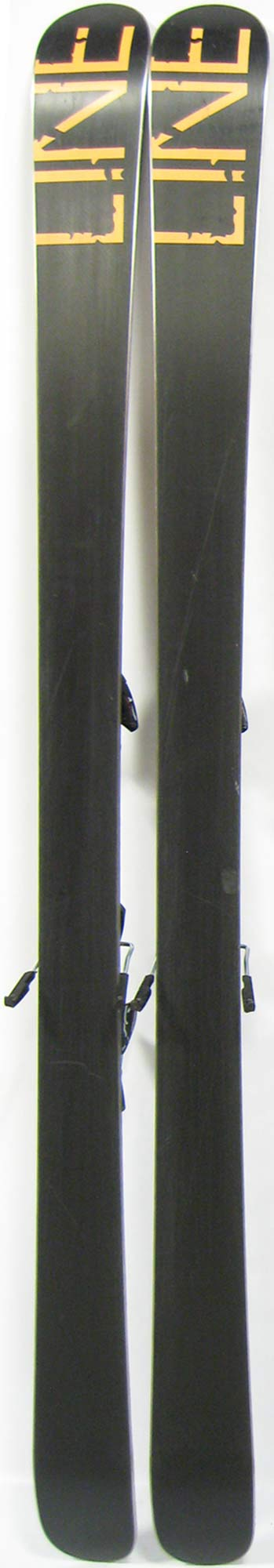 Bases of 2012 Line Prophet Flite Skis For Sale