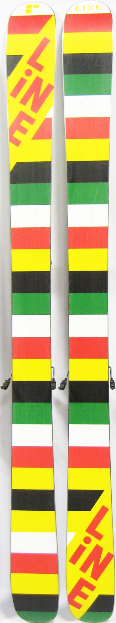 Bases of 2012 Line Sir Francis Bacon Skis For Sale