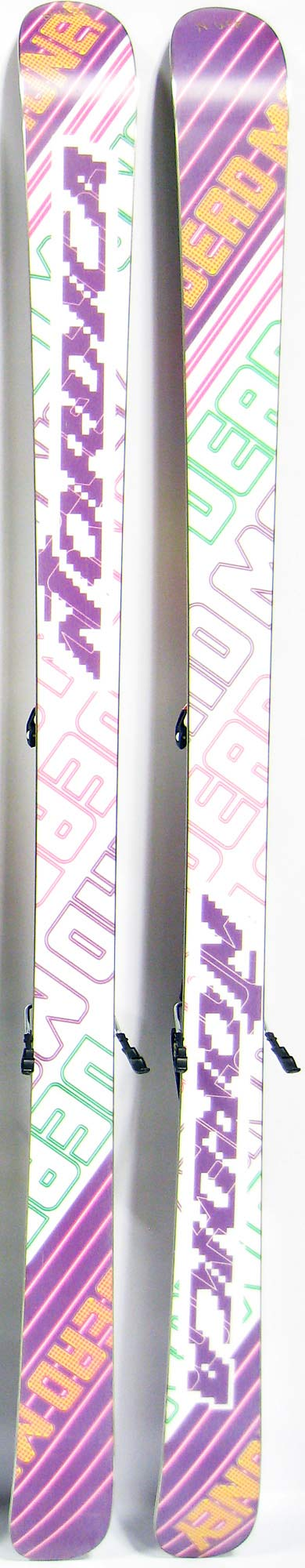 Bases of 2013 Nordica Dead Money Skis For Sale