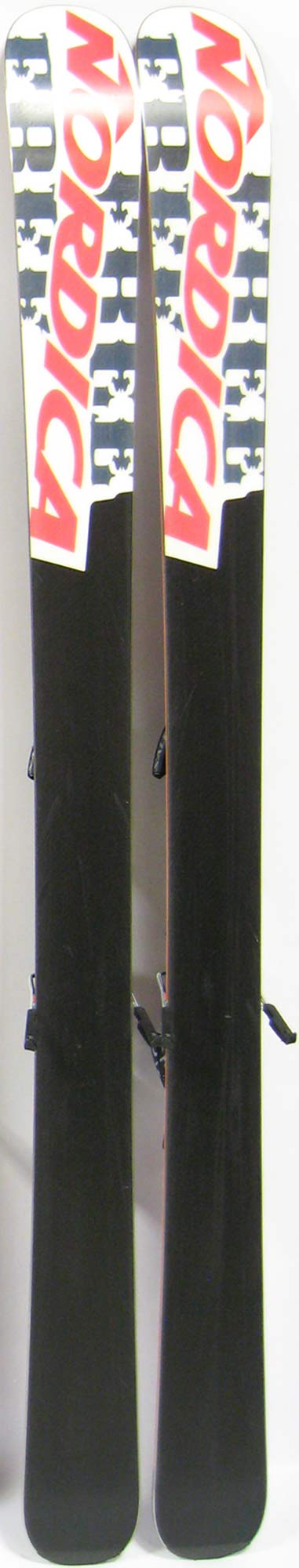 Bases of 2012 Nordica Nemesis Skis For Sale