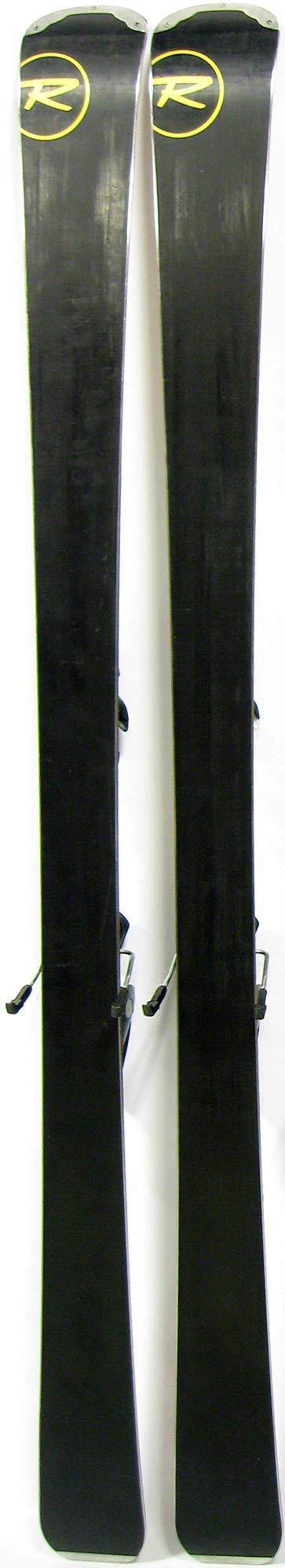 Bases of 2012 Rossignol Temptation 82 Skis For Sale