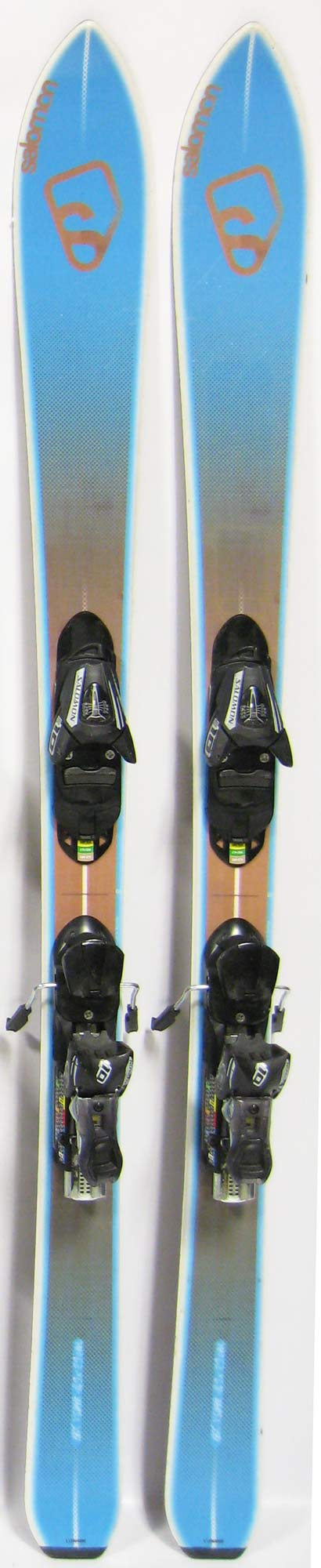 Topsheets of 2012 Salomon BBR 7.9 Skis For Sale