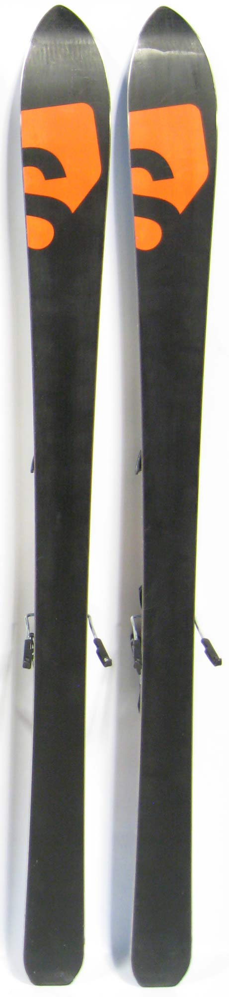 Bases of 2012 Salomon BBR 7.9 Skis For Sale