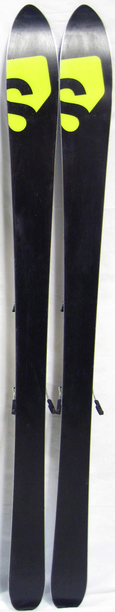 Bases of 2012 Salomon BBR 8.9 Skis For Sale
