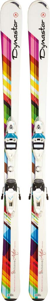 Topsheets of 2012 Dynastar Exclusive Active Fluid Skis For Sale