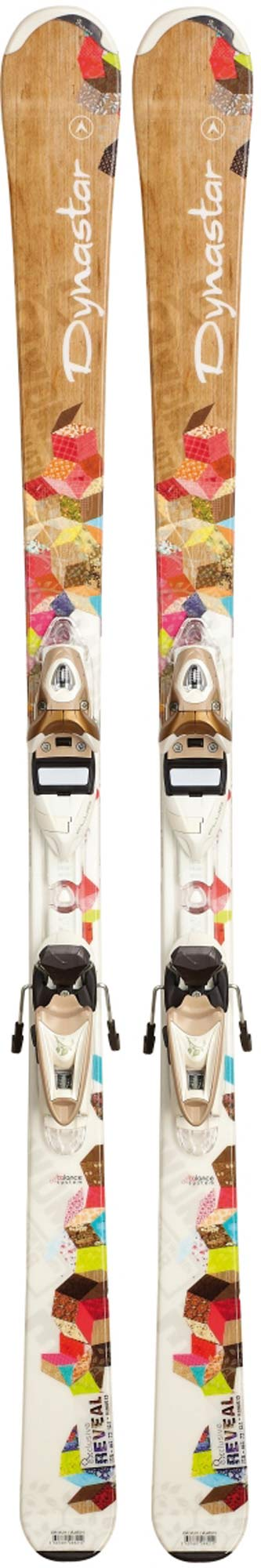 Topsheets of 2012 Dynastar Exclusive Reveal Fluid Skis For Sale
