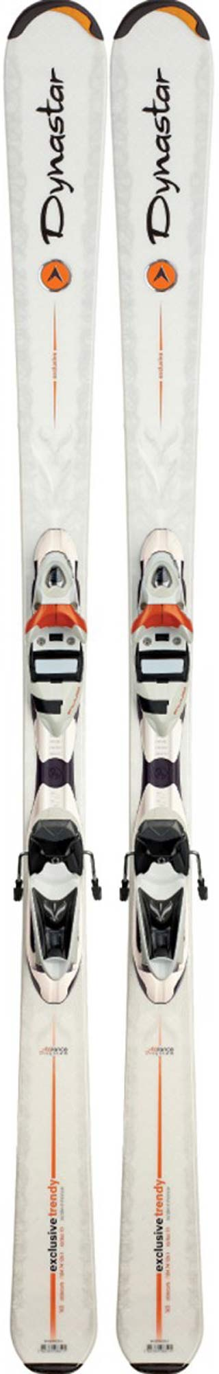 Topsheets of 2012 Dynastar Exclusive Trendy Fluid Skis For Sale