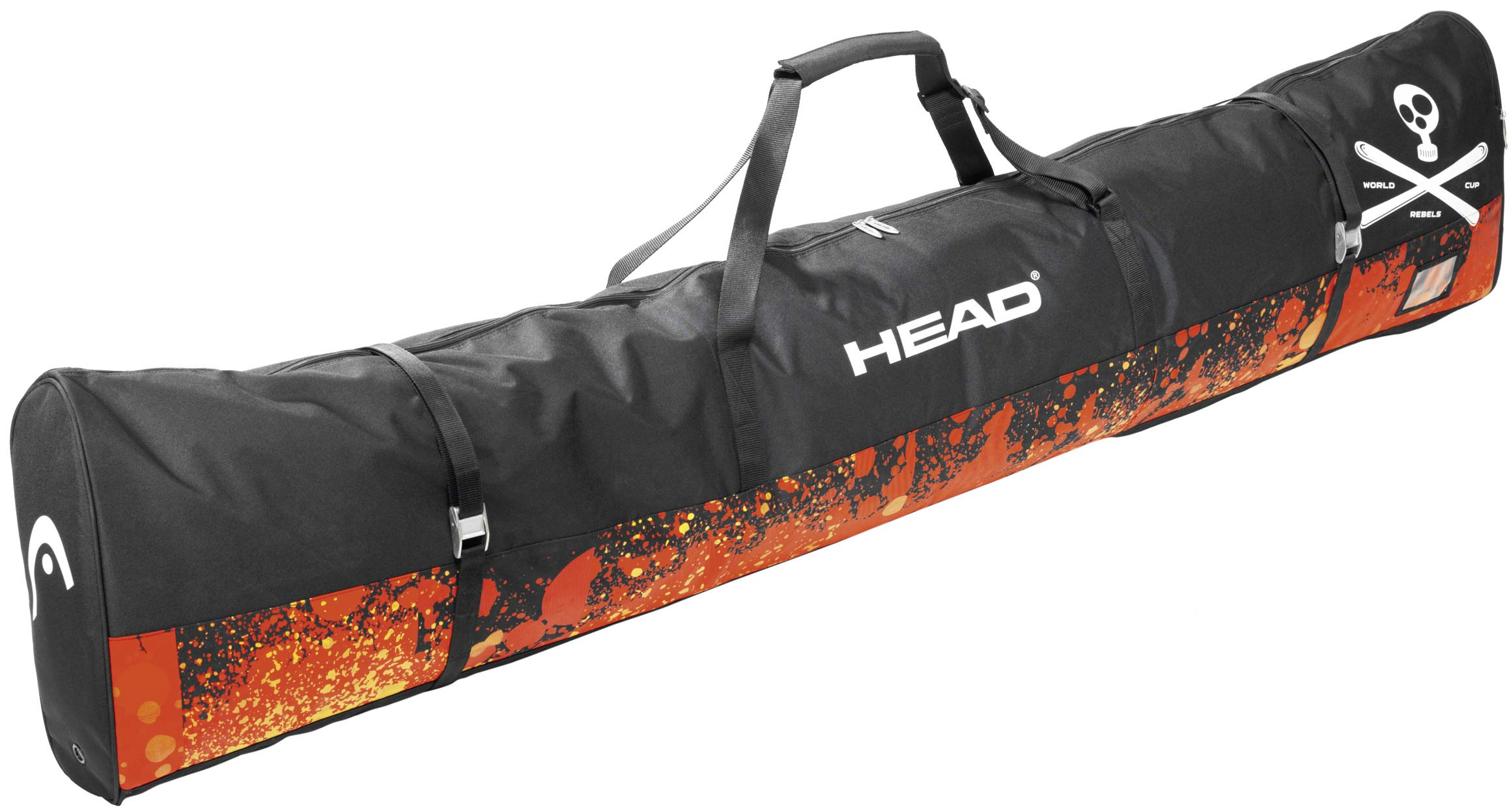 Head Rebels Double Ski Bag Luggage On Sale Powder7 Ski Shop
