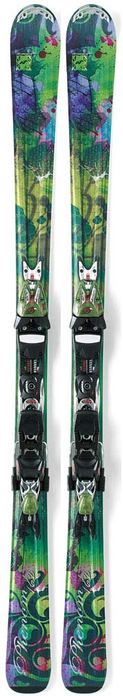 Topsheets of 2012 Nordica Phenom Skis For Sale