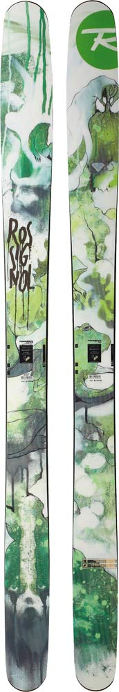 Topsheets of 2012 Rossignol Super 7 Skis For Sale