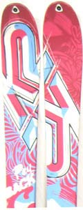 2011 K2 Payback Skis in 146cm For Sale