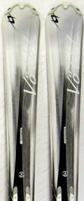 2011 Volkl Attiva Luna Skis in 144cm For Sale